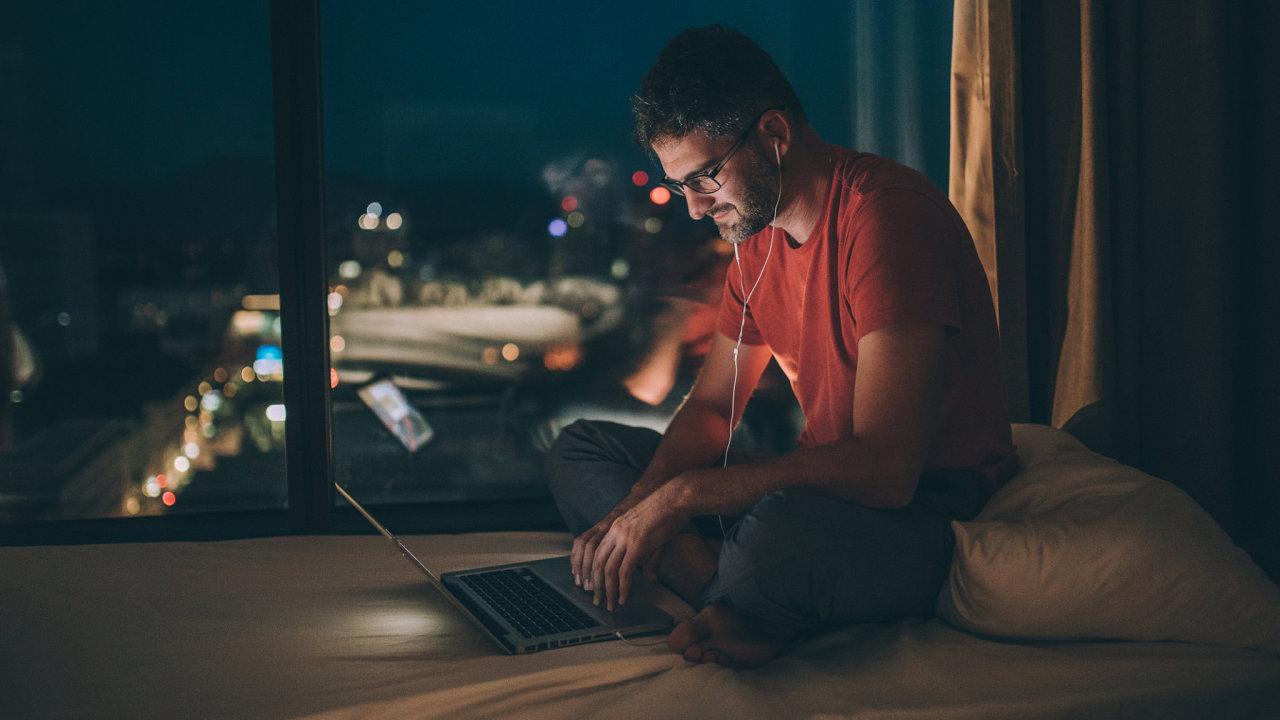 Kvůli své náročné práci se mnozí podnikatelé v noci příliš nevyspí