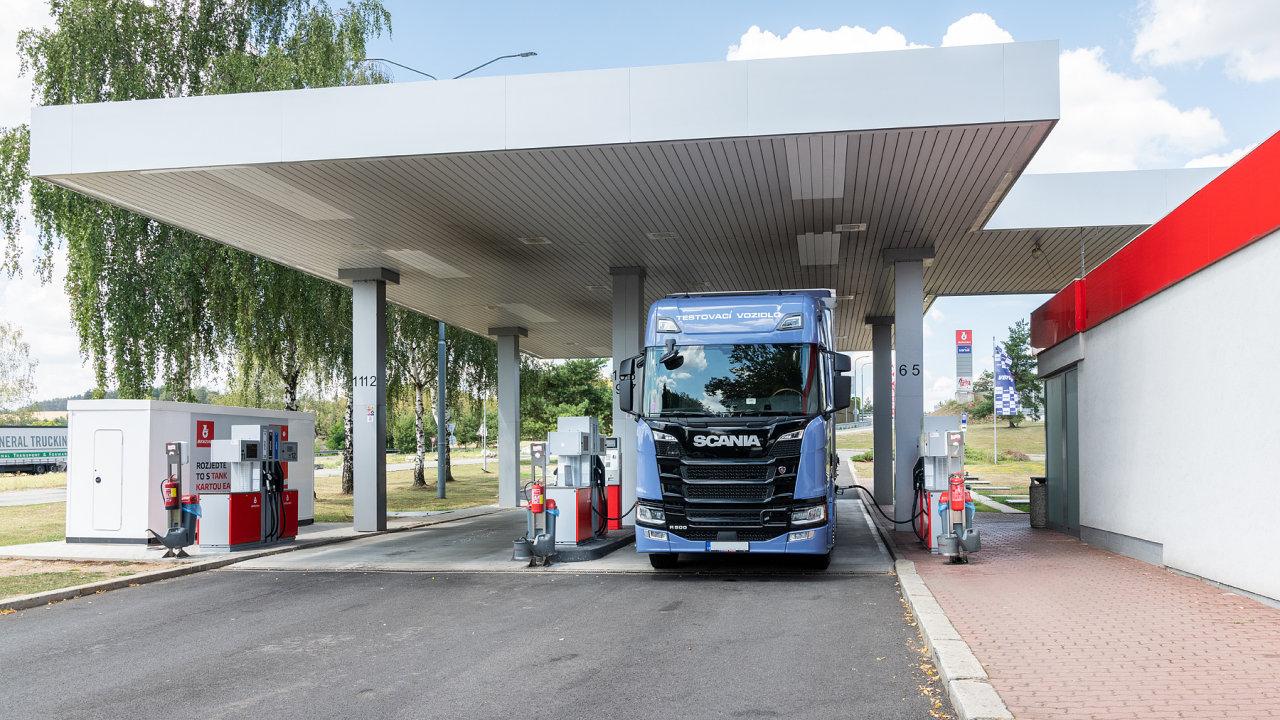 Eurowag rozšířil akceptační síť služeb pro kamiony