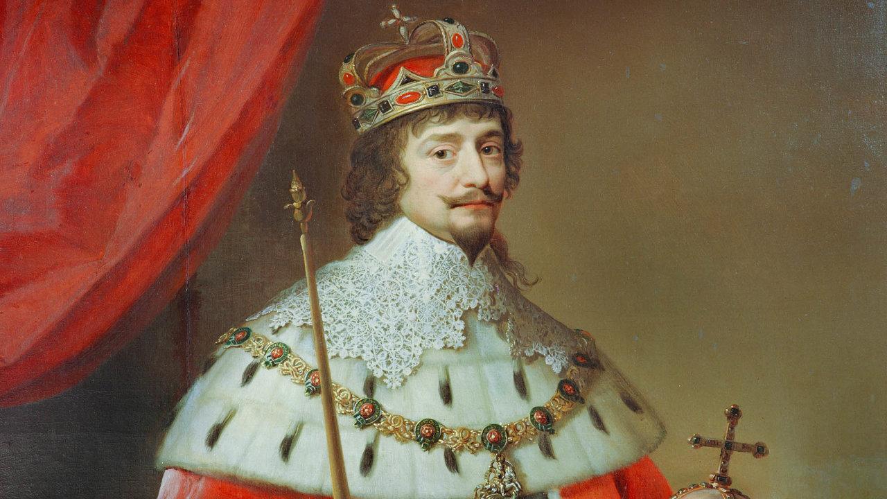 Fridrich Falcký se načeském trůně dlouho neudržel. Pobitvě naBílé hoře, rok ačtyři dny posvé korunovaci, opustil Prahu auprchl doVratislavi.