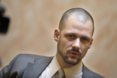 Advokát Pavel Uhl.