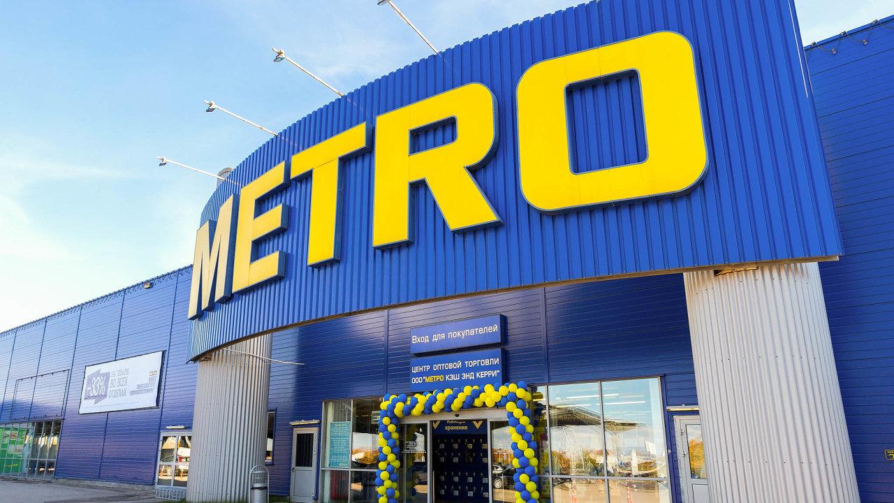 Miliardář Daniel Křetínský německou obchodní společnost Metro Group zcela neovládne, ač oto velice usiloval.