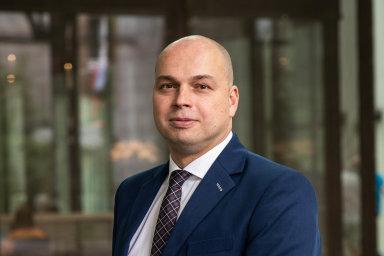 Petr Šlegr z Centra pro efektivní dopravu
