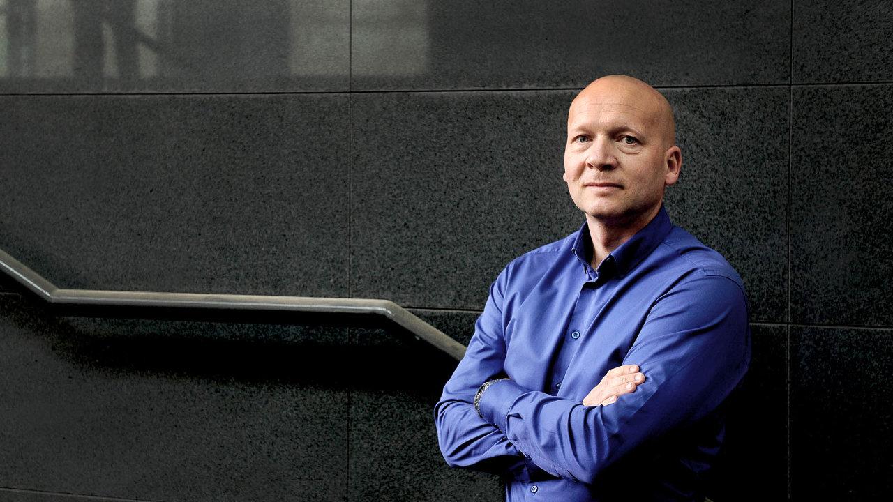 Hendrik Meyer, ředitel Bezrealitky.cz.