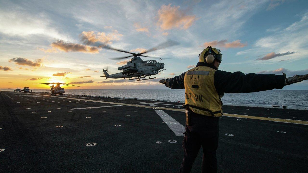 Česká republika má zájem o špičkové vrtulníky Bell