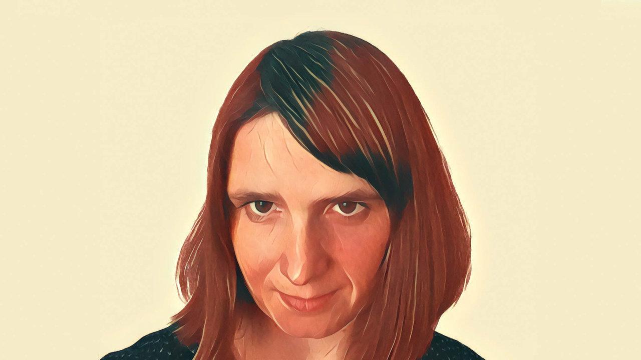 Markéta Pluháčková, pracuje v Centru biologie a geověd na Fakultě pedagogické Západočeské univerzity v Plzni