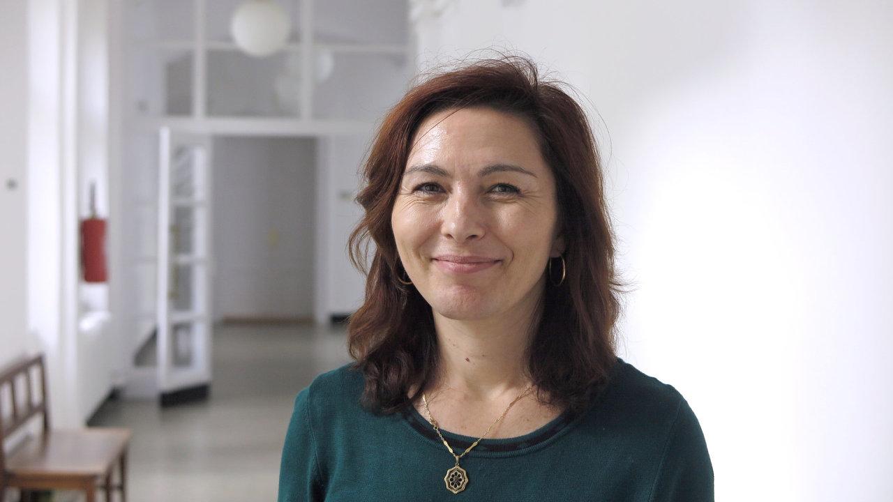Petra Lukášková, soudkyně Obvodního soudu pro Prahu 1.