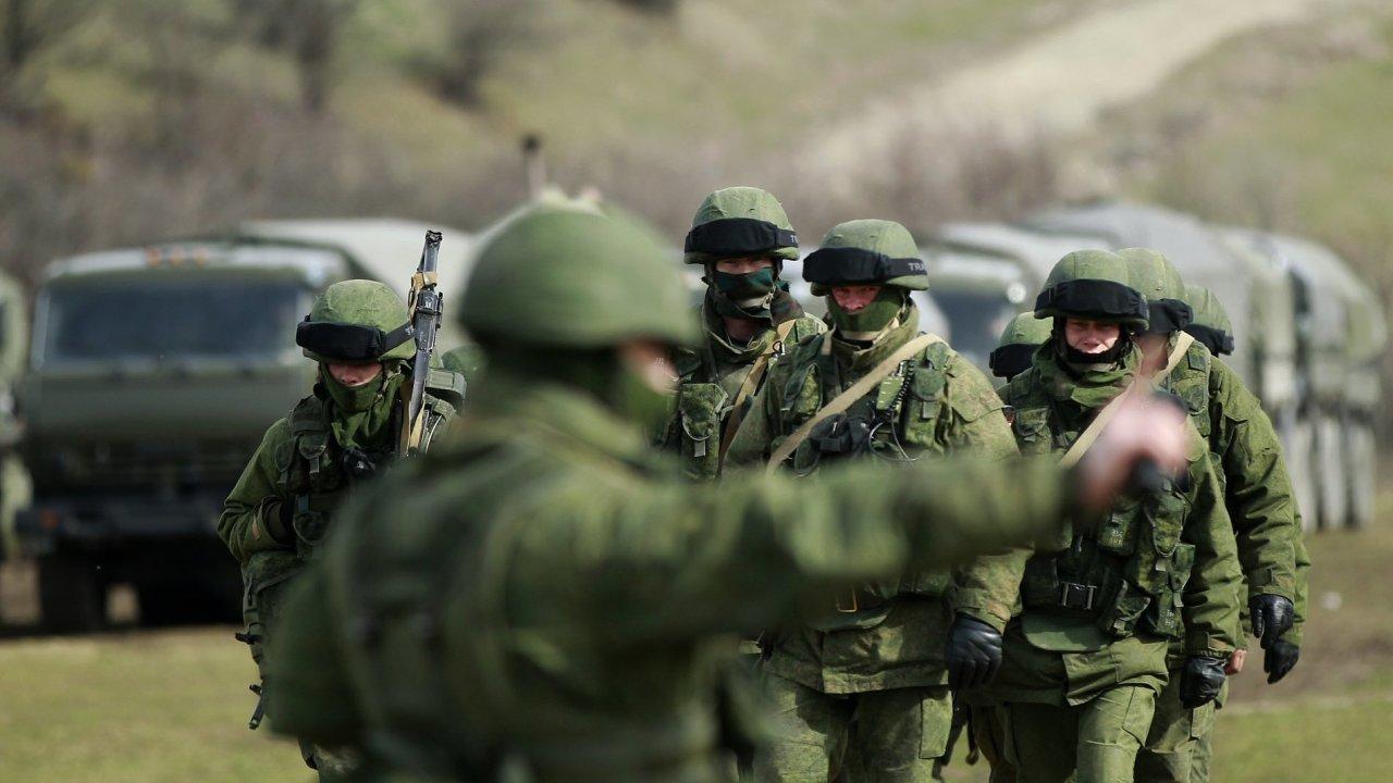 Rusko obsazuje Krym