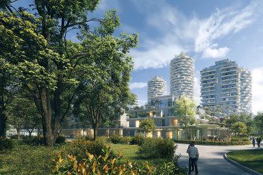 Kvůli pomalému povolování staveb se v Praze nedaří stavět dost bytů. Ceny letí nahoru. Podle šéfa developerské skupiny Central Group mají přitom připraveno v záloze dostatek projektů.