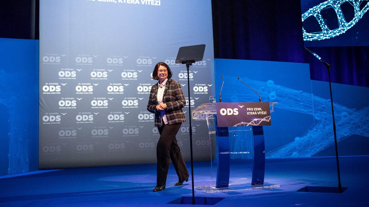 Dlouholetá poslankyně ODS Miroslava Němcová by letos napodzim chtěla kandidovat doSenátu.