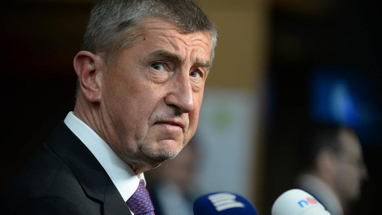 Podle premiéra Andreje Babiše se banky bojí realitní bubliny, ažádají proto vyšší zajištění hypoték.