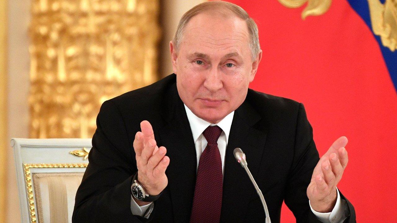 Prezident Putin v odvetě na rezoluci europarlamentu v prosinci třikrát obvinil Poláky z podílu na zahájení druhé světové války, a navíc i z antisemitismu.