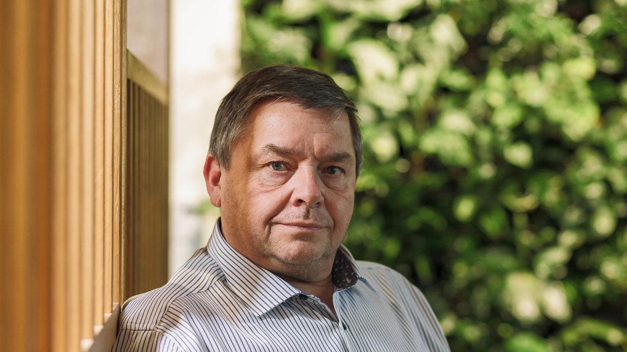 Ředitel nákupu společnosti Orkla Foods Česko aSlovensko Milan Baťha