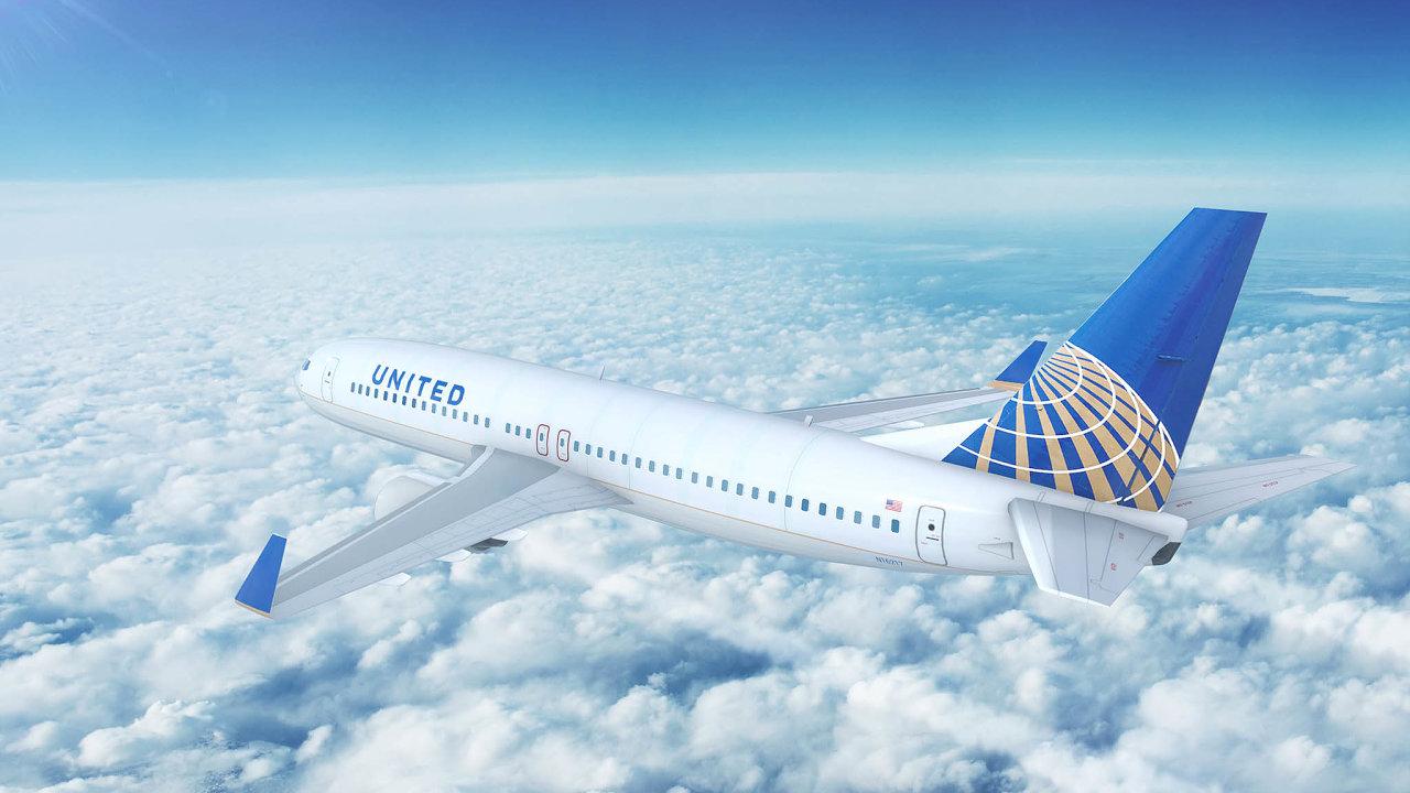 Tento týden zveřejní čísla ohospodaření zaprvní tři měsíce letošního roku přibližně pětina firem, mezi nimiletecká skupina United Airlines.