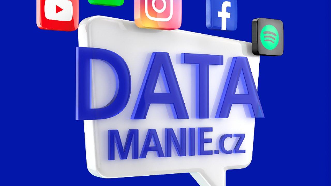 O2 nabízí levná předplacená data na novém e-shopu Datamánie.cz