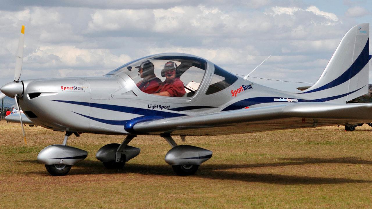 Česká letadla v kurzu. Kunovický letoun Euro Star SL má několik verzí a v konkurenci se mu celkem daří, výrobce Evektor byl v minulých letech v zisku.
