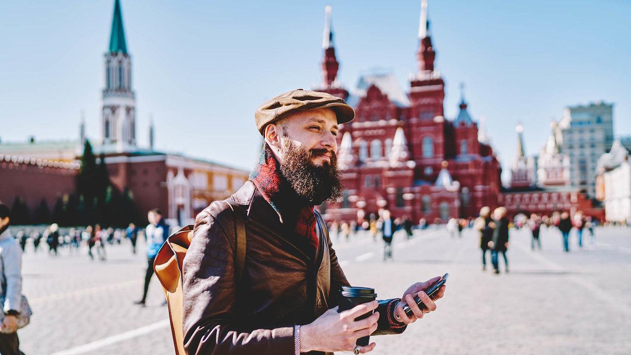 Vyhledávač Sputnik, který byl poplatný Kremlu, přestal na podzim fungovat.
