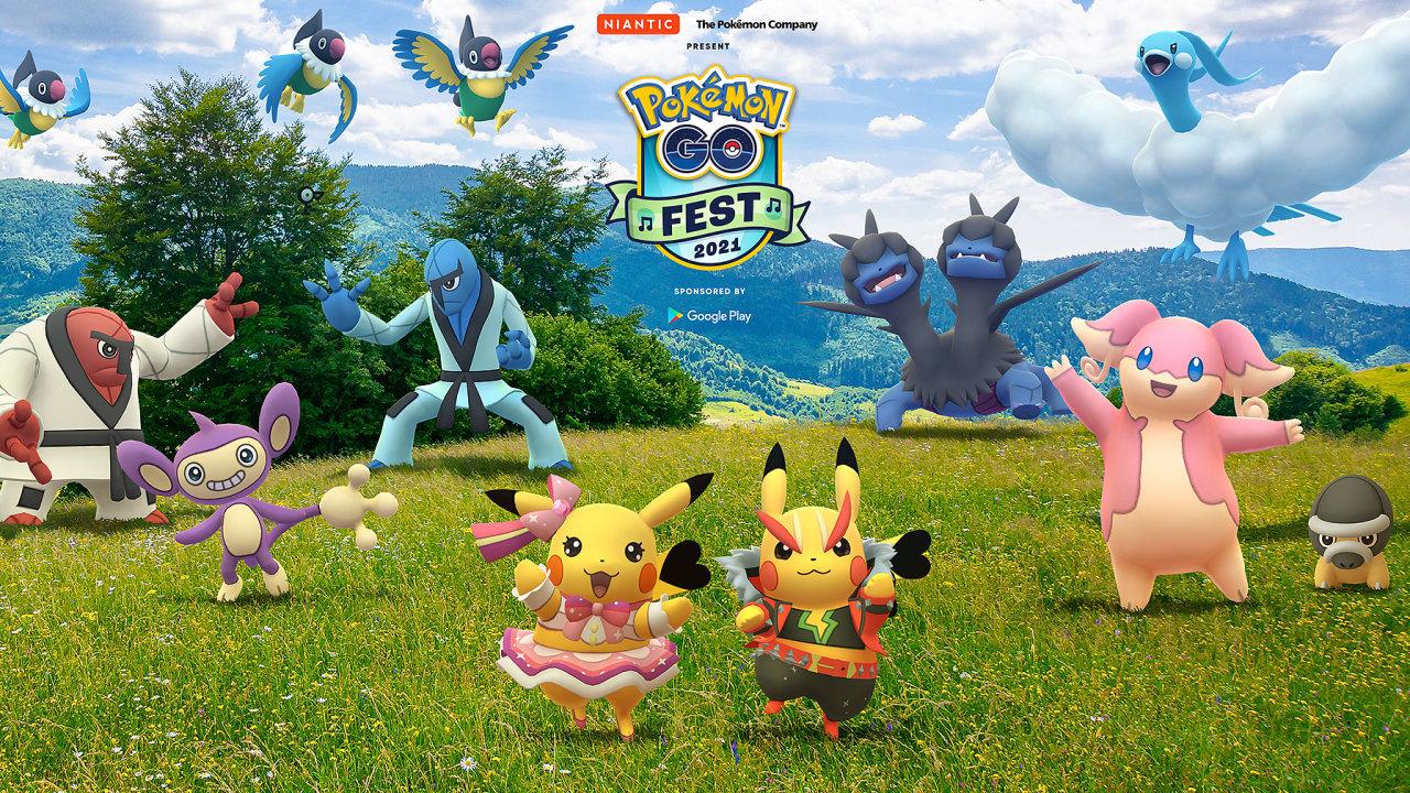 Pokémon Go je i po pěti letech ve skvělé kondici.
