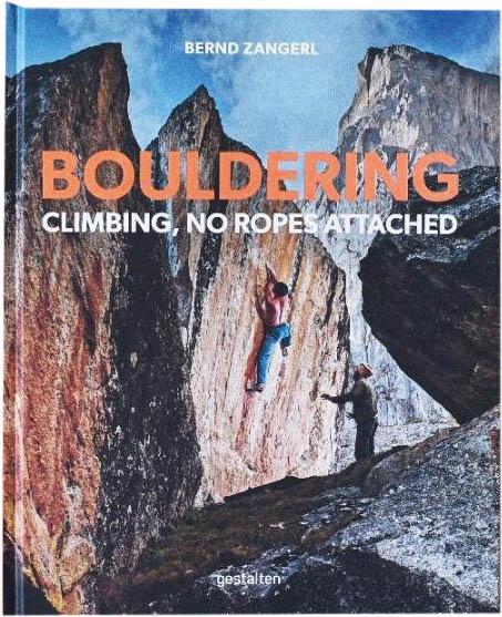Bouldering, Bernd Zangerl