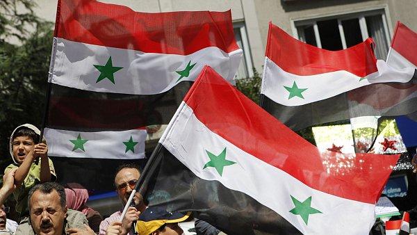 Když jde o fotbal, dokáží i rozhádaní Syřané držet spolu