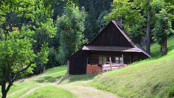 Většina samot v Javorníkách slouží k rekreaci.