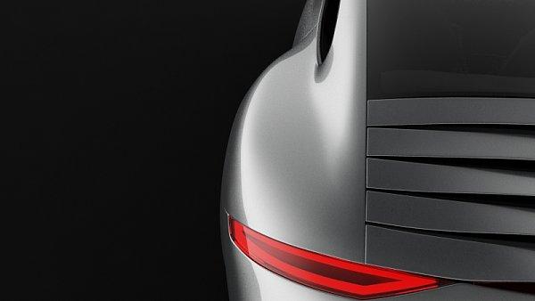 Navrhovaný design Porsche