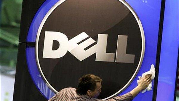 Dell prodává svou divizi Japoncům - Ilustrační foto.