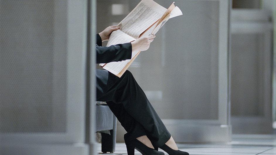 Přehled byznysových zpráv. Ilustrační foto