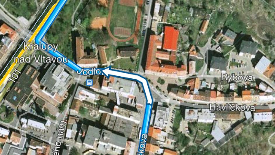 Aplikace Google Maps pro iOS 6