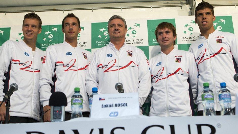 Daviscupový tým České republiky