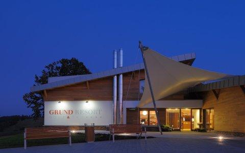 Restaurace Grund Resort