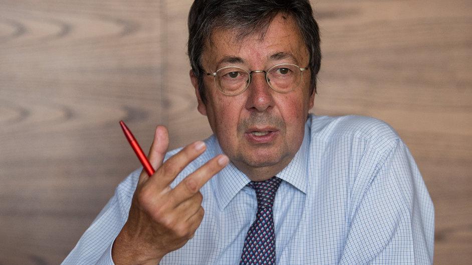 Henri Bonnet, bývalý ředitel Komerční banky.