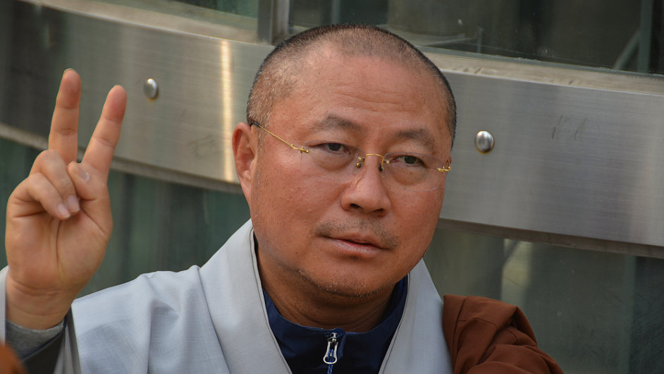 Jihokorejským mnichům čtyřprocentní zdanění nevadí (Ilustrační foto)