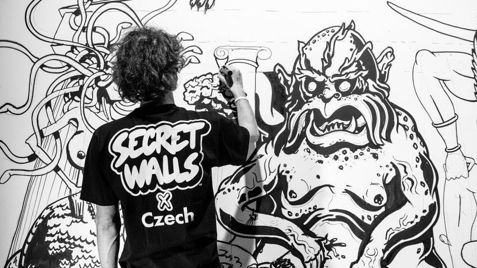 Secret Wall
