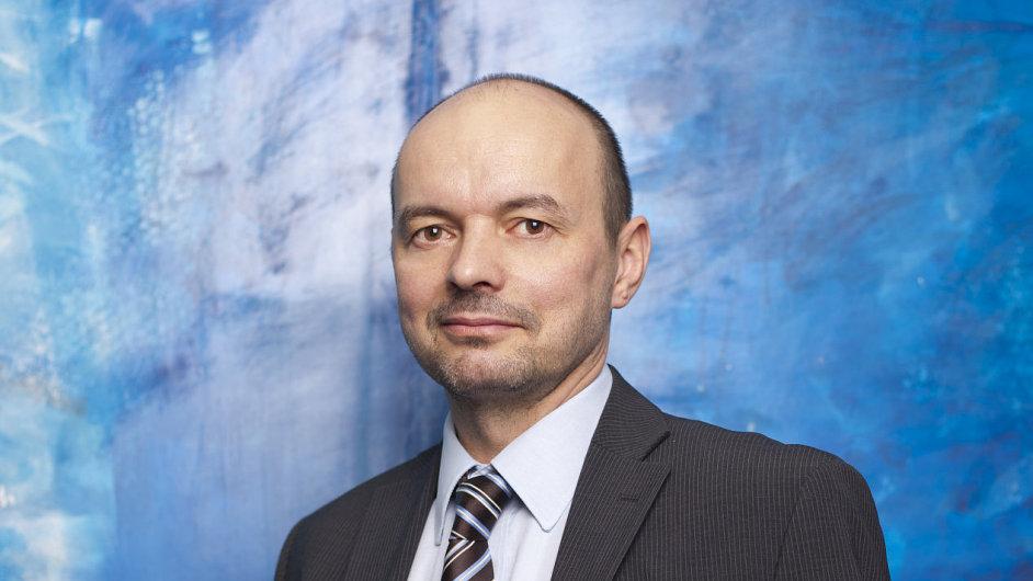 Vladimír Stodůlka, ředitel SCM společnosti Hartmann – Rico