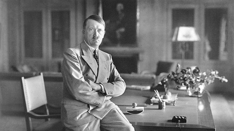 Adolf Hitler, Obersalzberg, Berghof