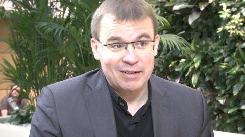 Generální sekretář České biskupské konference Tomáš Holub