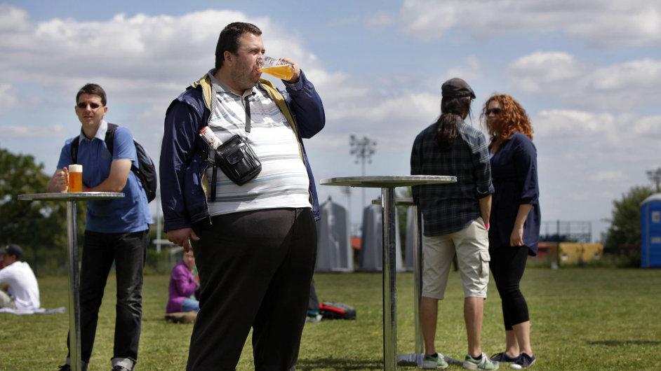 Češi mají problém s nadváhou a cukrovkou. (Ilustrační foto)