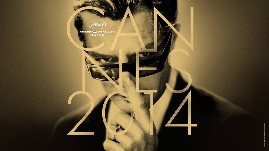 Plakát k letošnímu filmovému festivalu v Cannes