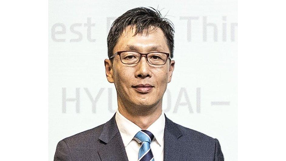 Byung Kwon Sir, prezident českého zastoupení jihokorejské automobilky Hyundai