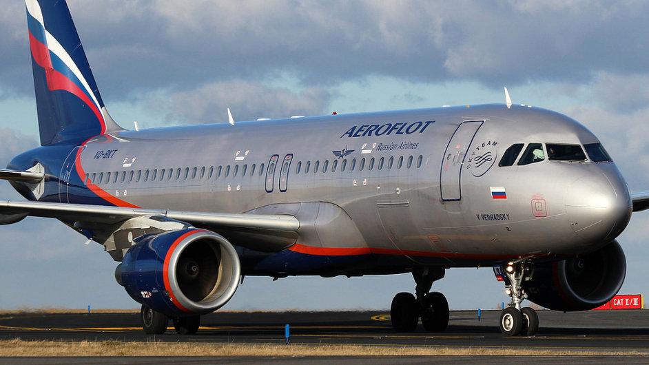 Aeroflot má nového nízkonákladového přepravce Bjudžetnyj pěrevozčik (ilustrační foto).