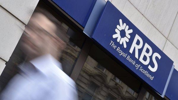 Britská Royal Bank of Scotland ukončila činnost v Česku - Ilustrační foto