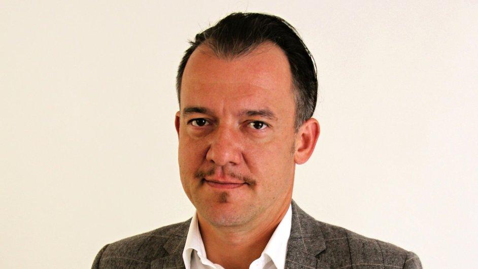 Marek Plášil, výkonný ředitel cestovní kanceláře OK-TOURS