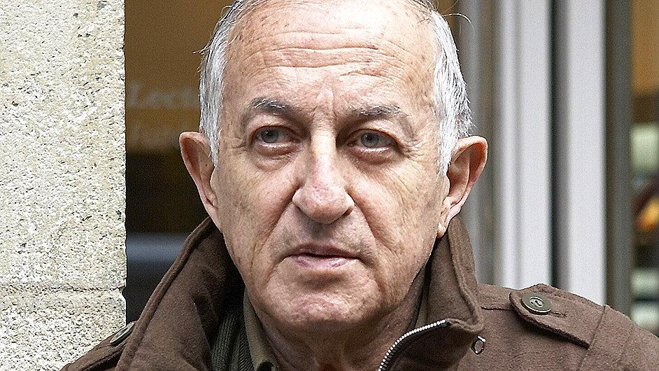 Juan Goytisolo byl předloni hostem Festivalu spisovatelů Praha.