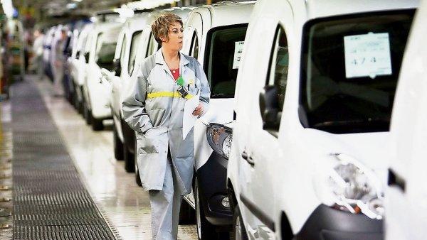 Automobilka PSA Peugeot Citroën je zpět v zisku - Ilustrační foto.