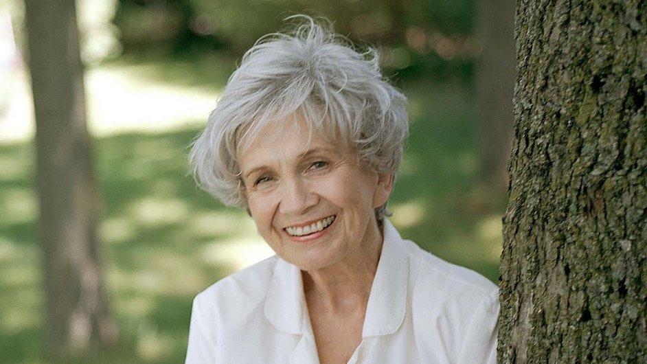 Alice Munroová letos oslaví 84. narozniny.