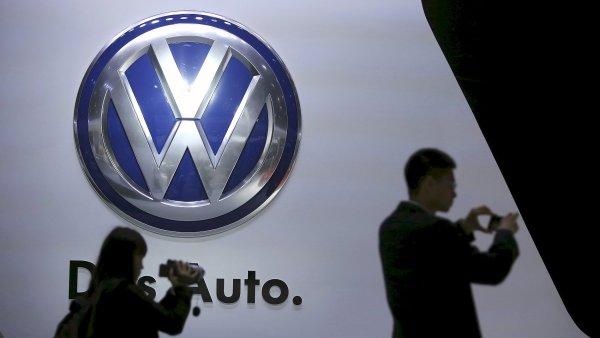 Německý Volkswagen čelí obvinění, že vědomě manipuloval s výsledky emisí svých aut - Ilustrační foto.