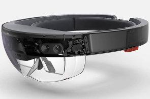 Microsoft HoloLens: realita rozšířená pomocí hologramů