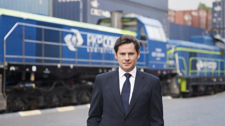 Šéf PKP Carga Adam Purwin chce ze severomoravského Paskova udělat mezinárodní dopravní uzel.