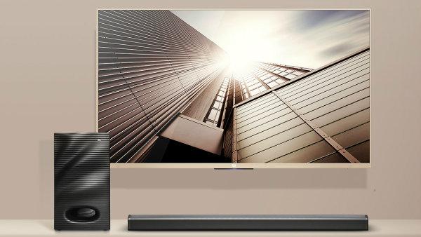 Xiaomi Mi TV 2: Chytr� televize z ��ny boduje hlavn� skv�l�m zvukem