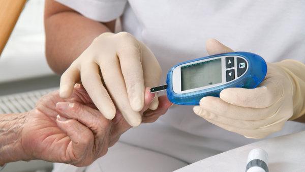 V Česku se léčí s cukrovkou téměř 900 tisíc lidí - Ilustrační foto.